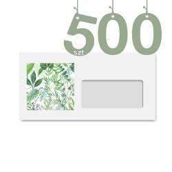 Koperty firmowe DL 500szt