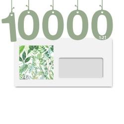 Koperty firmowe DL 10000szt