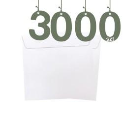 Koperty firmowe kwadratowe 3000szt