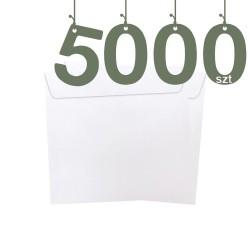 Koperty firmowe kwadratowe 5000szt