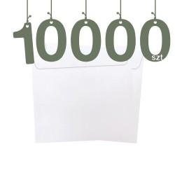Koperty firmowe kwadratowe 10000szt