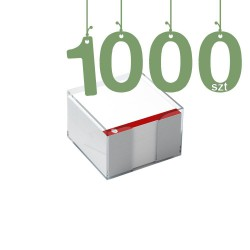 Kostki 1000szt