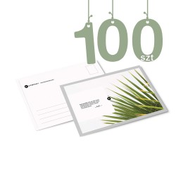 Karty pocztowe A6 100szt