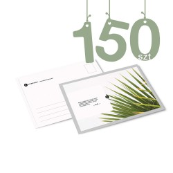 Karty pocztowe A6 150szt