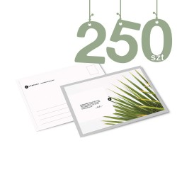 Karty pocztowe A6 250szt