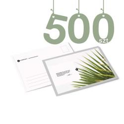Karty pocztowe A6 500szt