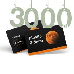 Karty pocztowe PCV 3000szt