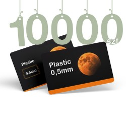 Karty pocztowe PCV 10000szt