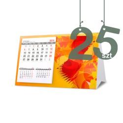 Kalendarze Piramidki 25szt