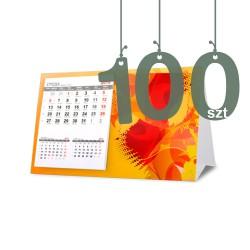 Kalendarze Piramidki 100szt