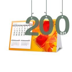 Kalendarze Piramidki 200szt
