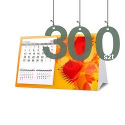 Kalendarze Piramidki 300szt