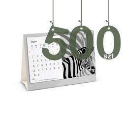 Kalendarze Piramidki Mini 500szt