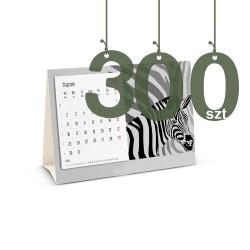 Kalendarze Piramidki Mini 300szt