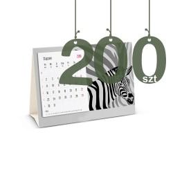 Kalendarze Piramidki Mini 200szt