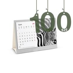 Kalendarze Piramidki Mini 100szt