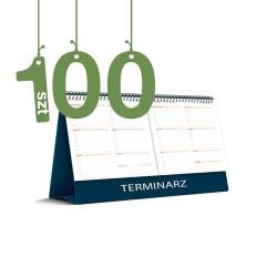 Terminarze 100szt