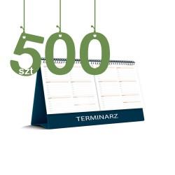 Terminarze 500szt