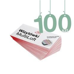 Wizytówki MultiLoft 100szt