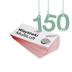 Wizytówki MultiLoft 150szt