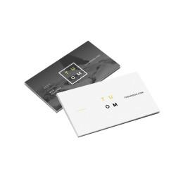 Wizytówki 650g karton
