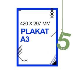 Plakaty A3 5zt